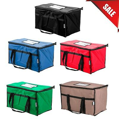 COLORS Insulated Catering Delivery Chafing Dish Food Carrier Bag 5 Full Pan New