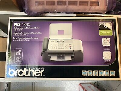 Brother Fax Machine (FAX-1360)