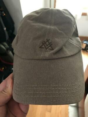 New A. KURTZ Fritz Brown flex Military Baseball Cap