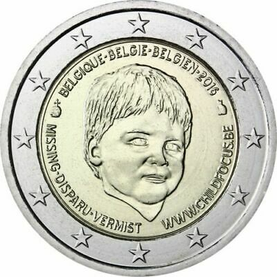 Belgica - Moneda 2 Euros 2016 - Fundacion Child Focus