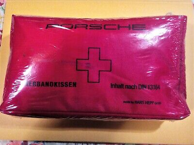 KIT PRONTO SOCCORSO PORSCHE made by HANS HEPP GmbH