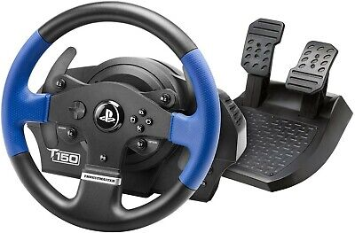 Thrustmaster T150 Force Feedback Racing Wheel * Sony Playstation 3, 4 & PC * PS4