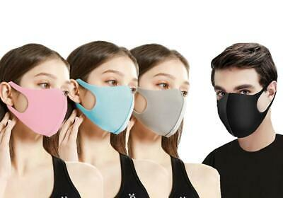 Face Masks Washable 4 Pack Multicolour