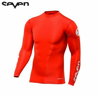 Seven MX Adult Compression Under Jersey (Zero Blade Red)