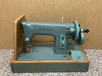 Singer Heavy Duty 285k Semi-Industrial Sewing Machine with Case