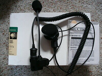 "Harley Davidson Ultra Stereo Headset "" Tested """