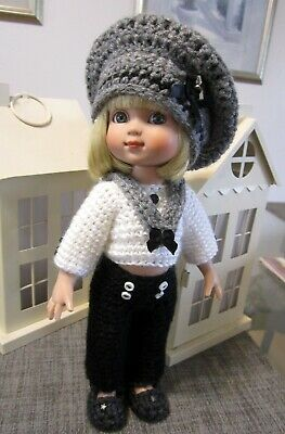 *OOAK* Sailor Outfit for Tonner Ann Estelle & Patsy 10 in Dolls by DollDarlings