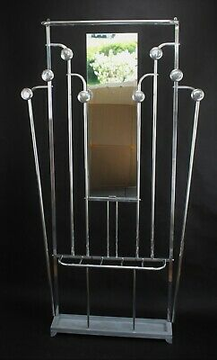 XL Vintage Standgarderobe  ART DECO Garderobe Flurgarderobe  big coat rack