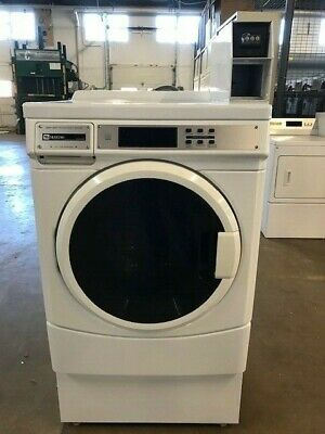 MAH22 Maytag Coin Operated Front Load Washer, Used