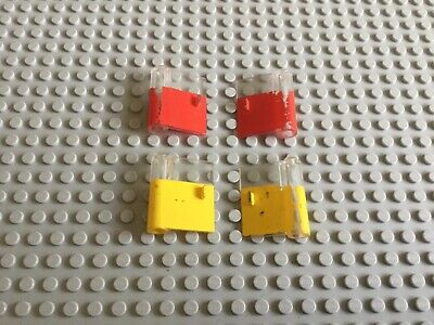 LEGO Train Red Old Classic Door Réf 33bc01 Set 131 340 358 342 119