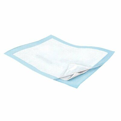 """Covidien (Kendall) P2336C Wings Quilted Breathable Underpad, 23x36""""-CS/72"""