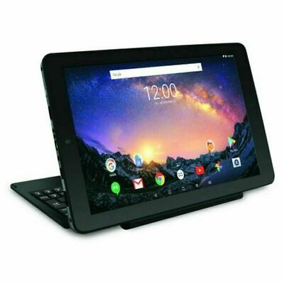 RCA Galileo Pro 11.5 32GB 2in1 Touchscreen Tablet Keyboard Android 8.1 Charcoal