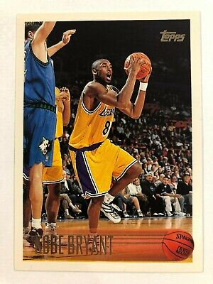 Kobe Bryant Rookie, Insert, Base, Parallel cards and more Pick/Choose your card