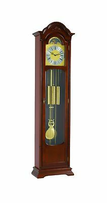 Grandfather clock walnut from Hermle HE 01231-030451 NEW