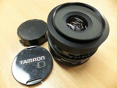 TAMRON 28mm f2.5 Close-Focus ADAPTALL MOUNT for CANON FD For AE-1 AE-1P A-1 etc.