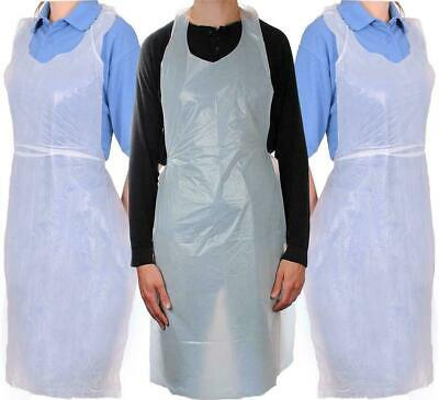 Medical Disposable Plastic Aprons care craft UK Stock ,Better Protection -NHS