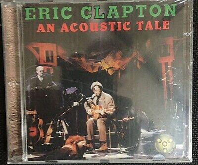 Eric Clapton – An Acoustic Tale -  CD NO CDr SIAE ITALIA 8013133010480 - SEALED