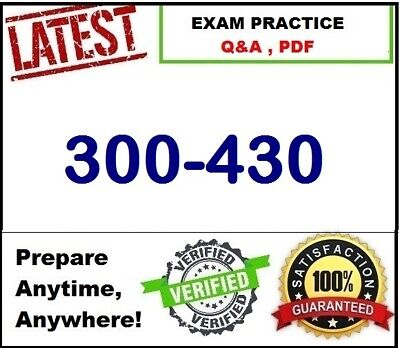 300-430 -Implementing Cisco Enterprise Wireless Networks (ENWLSI)- Exam Q&A