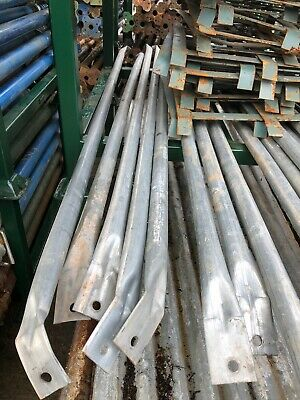 Heras Temporary Fencing wind braces - Site security - Used