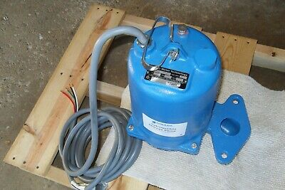 GOULDS WATER TECHNOLOGY WS1034BHF 1 HP Sewage Pump