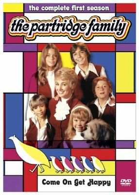 The Partridge Family: The Complete Series (12-Disc Set) (DVD, 2005)