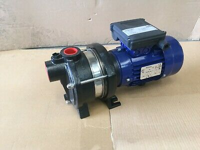 Multistage horizontal centrifugal pump 230v