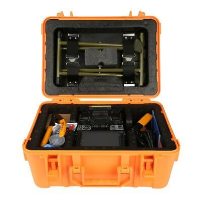 A-81S Fiber Optic Welding Splicing Machine Optical Fusion Splicer 220V UK Plug