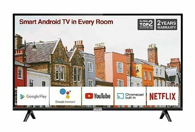 TCL 32ES568 32-Inch Smart Android TV HD, HDR, Micro Dimming, Netflix, YouTube