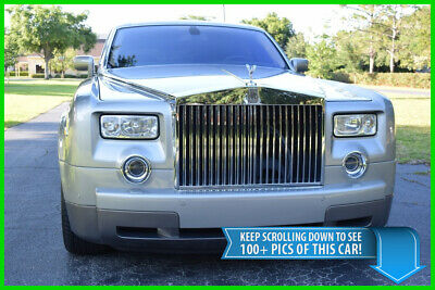 2004 Rolls-Royce Phantom BLUETOOTH WIRELESS MUSIC STREAMING - BEST DEAL ON EBAY ghost bentley continental flying spur mercedes benz s550 s600 maybach mulsanne