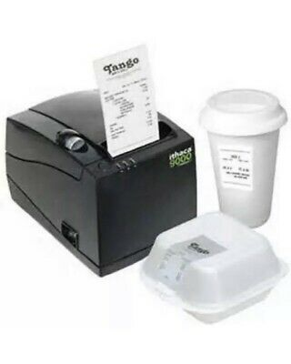 Brand New - Transact ITHACA 9000 PL  - 3 In 1 Thermal