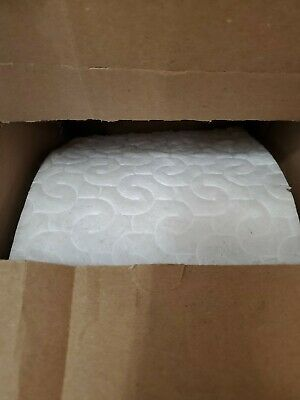 "New 3M 19152 Doodleduster Cloth 7"" x 13.8"" x 287.5' Perforated Roll White"