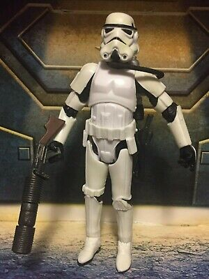 Star Wars 30th Anniversary Comic Pack Bespin Blue Stormtrooper Loose Complete