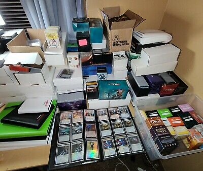 Magic the Gathering card collection: 500+ cards PLUS 20+ Mythics/Rares/Foils