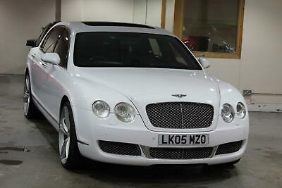 2005 Bentley Continental 6.0 Flying Spur 4dr
