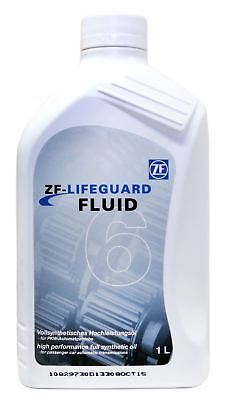 ZF Lifeguard 6-Speed Automatic Transmission Oil Fluid
