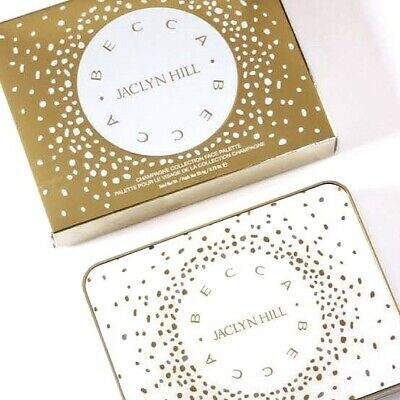 Becca X Jaclyn Hill Champagne Collection Face Palette Highlighter Blush BNIB