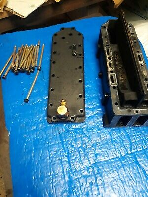 Mercury Sport Jet 175  V6 Exhaust Manifold and Cover bolts