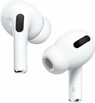 Apple AirPods Pro with Wireless Charging Case - Latest Model MWP22AM/A