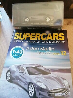 Panini Model Supercars Collection Die-Cast Metal Issue # 3 Bugatti Chiron 2016