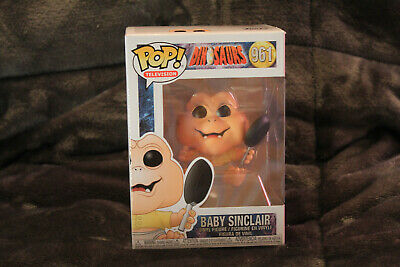 Funko Pop! Dinosaurs Baby Sinclair Not The Mama Figure