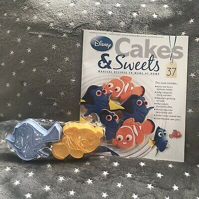 Disney Cakes And Sweets Magazine Issue 37
