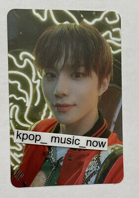 JUNGWOO OFFICIAL PHOTOCARD NEO ZONE NCT127 VERSION circle card kihno Final Round
