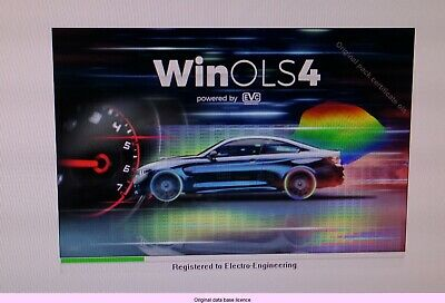 WinOLS PRO Pack data chiptuning file car truck stage mappack damos egr dpf map3d