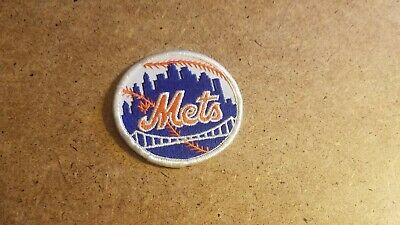 Mets Baseball Patch