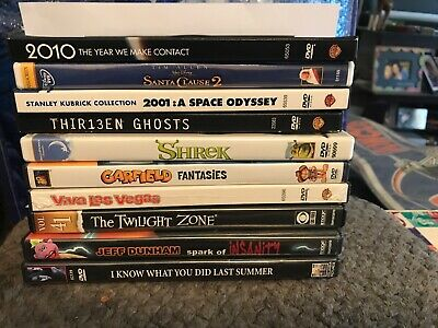 Pre-owned DVD Movies -You Pick One