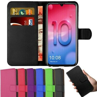 Case for Huawei Honor 10 Lite Y6S Leather Magnetic Flip Wallet Stand Cover