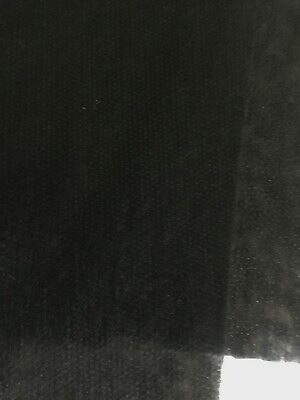 """Light Weight Fusible Interfacing Non Woven  60"""" Wide  Black 2 Yards"""