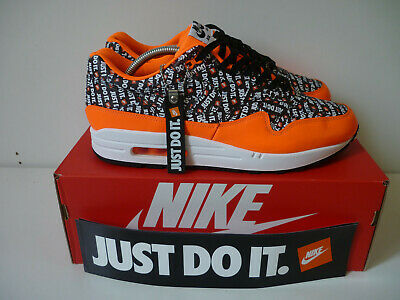 NIKE AIR MAX 1 Premium Just Do It 875844 008 10UK 11US