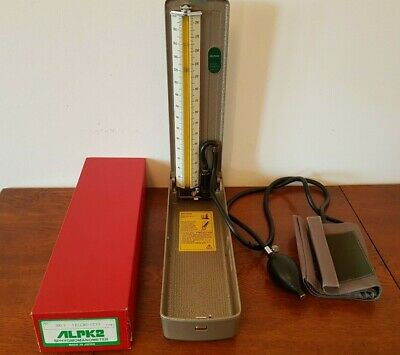 ALPK2 Sphygmomanometer / Blood Pressure Monitor - Boxed With Free Delivery