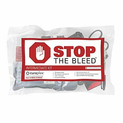 CURAPLEX Stop The Bleed, Intermediate KIT W/CAT Tourniquet